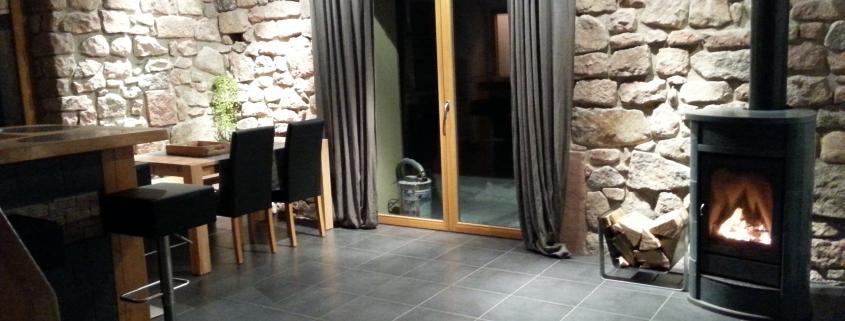 rénovation maison orbey murs pierre naturelle