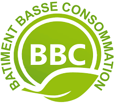 logo batiment basse consommation bbc